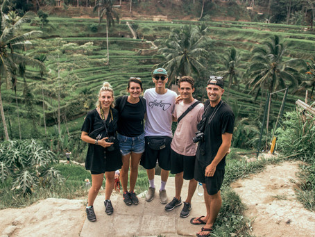 Travel Diary #11 : Ubud - Temples, Rice terrace & Waterfalls