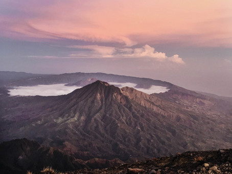 Travel Diary #14 : The night we climbed the highest volcano in Bali