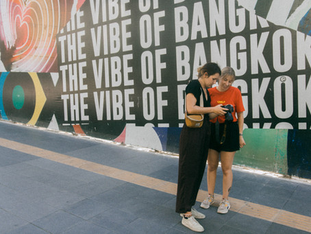 Travel Diary #15 : Lost in the Jungle of Bangkok, Welcome to Thaïland!