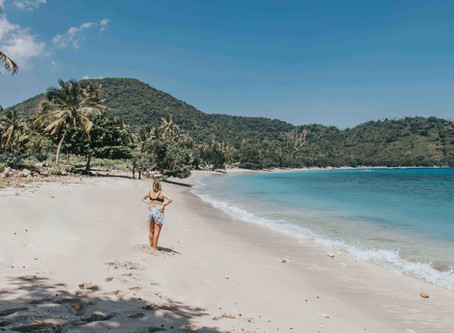 Travel Diary #25 : News from Lombok