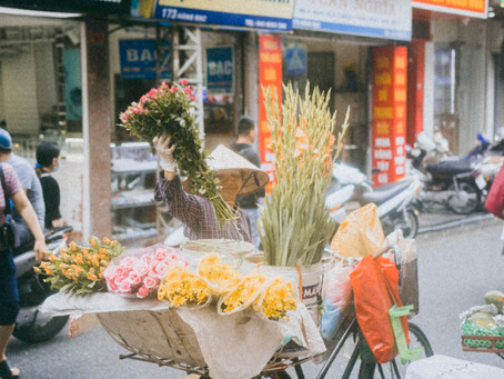 Travel Diary #1 : Welcome to Vietnam