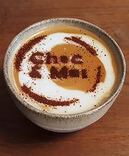 Choc & Moi coffee