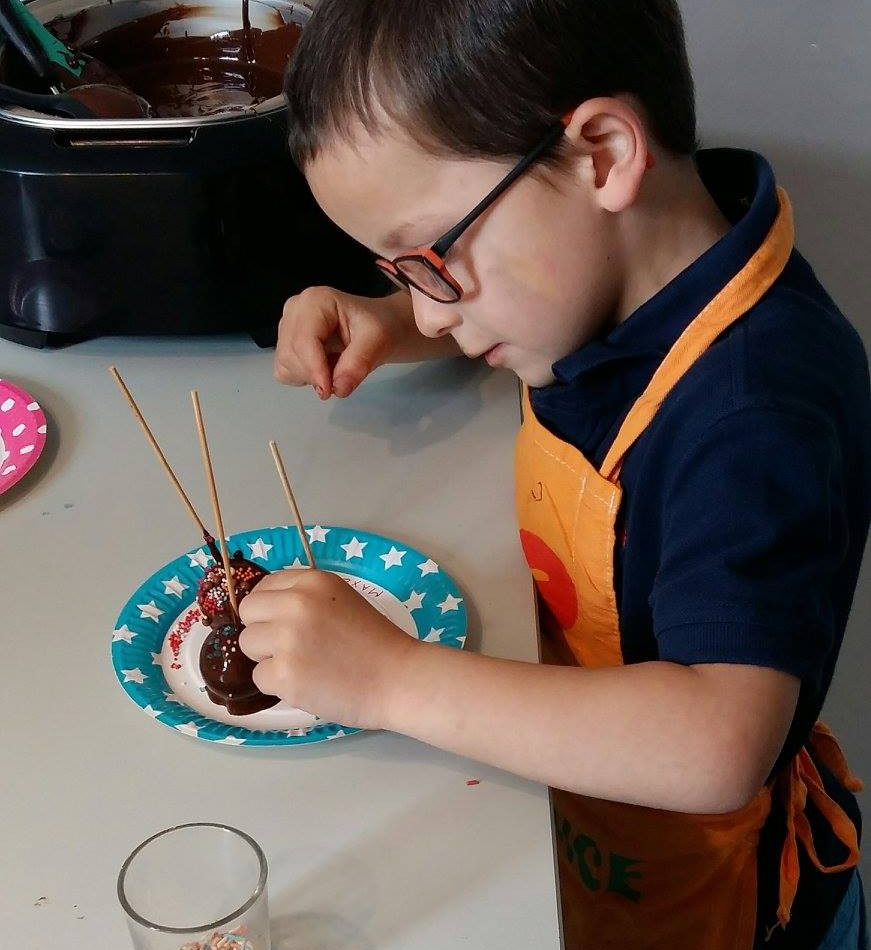 Kids Workshop at Choc & Moi
