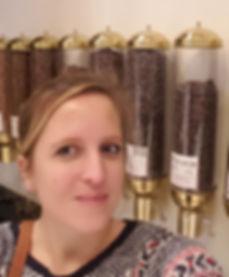 Belgian chocolatier Helene Goethals