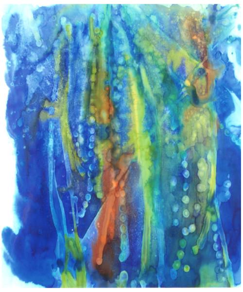 2007年 (第71回自由美術展)[一天の光]