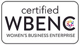 WBENC certified woman owned business