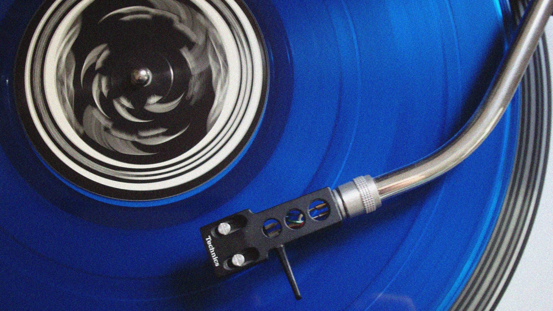 Blue Record
