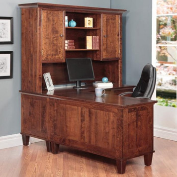 Turn Your Work From Home Space Into A Sophisticated Office With Canadian Solid Wood Designs