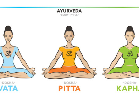 Concept of Doshas and Ayurvedic body types