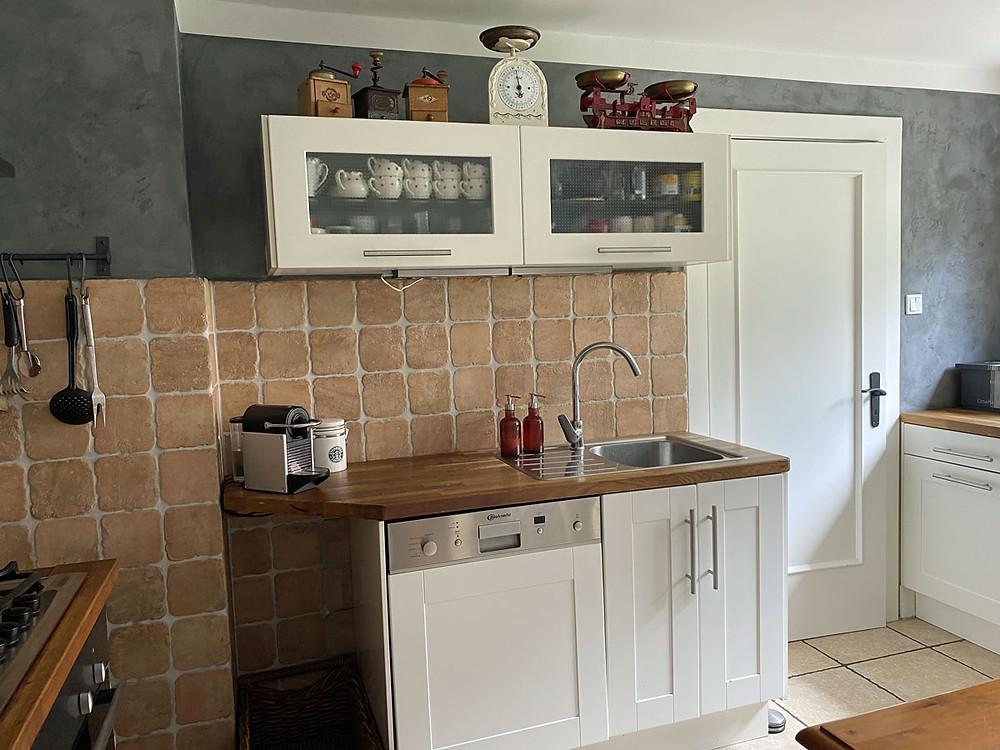 Küche im industrial Stil