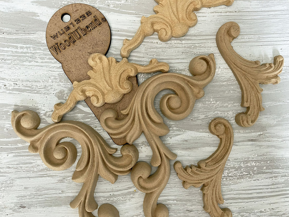 Woodubend Holzornamente im Test bei gonepaintin