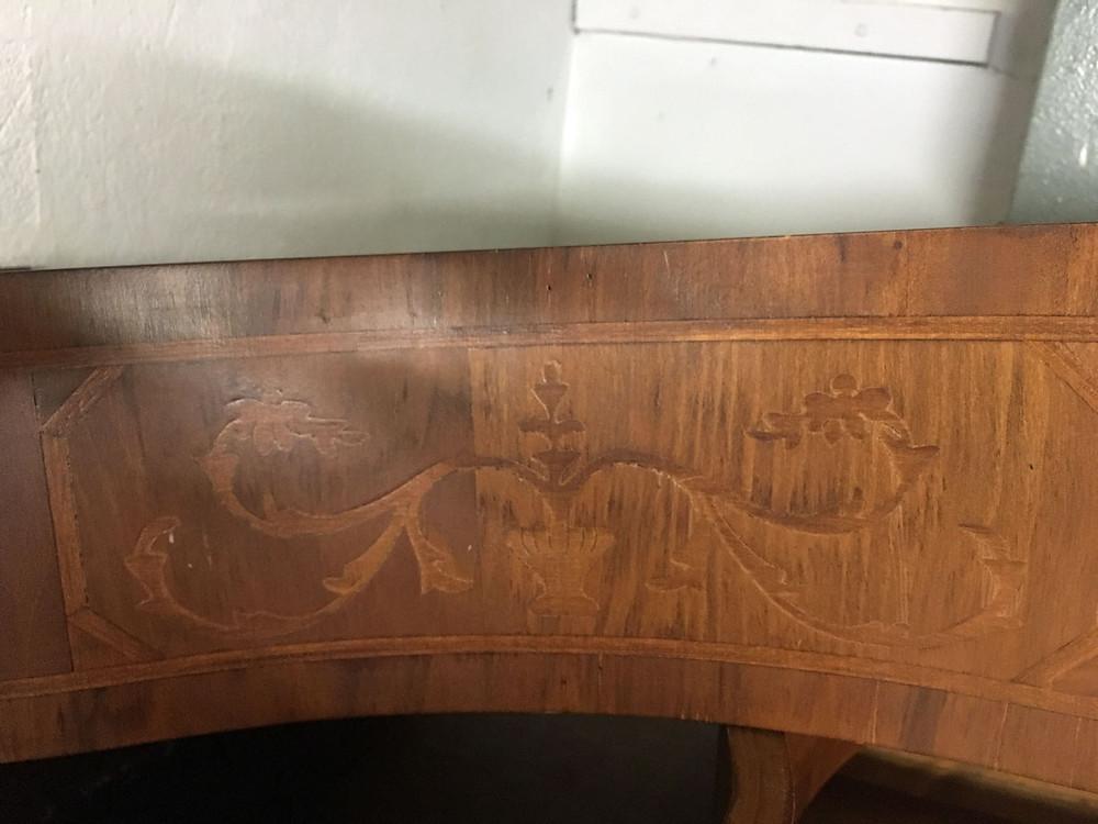 antike Möbel streichen mit Fusion Mineral Paint