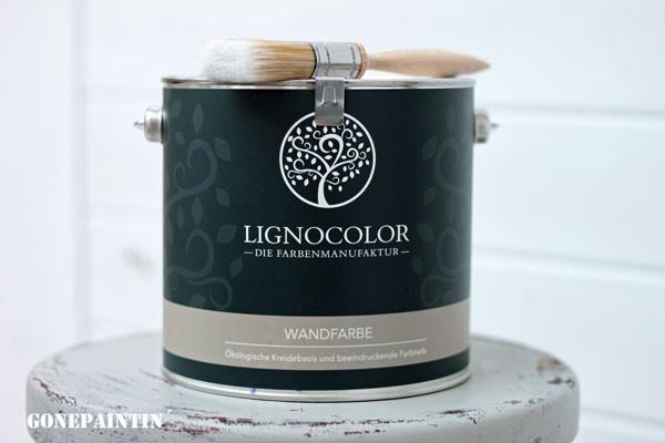 Lignocolor Wandfarbe