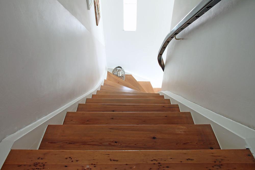 Treppe streichen mit Kreidefarbe - Meine Erfahrungen