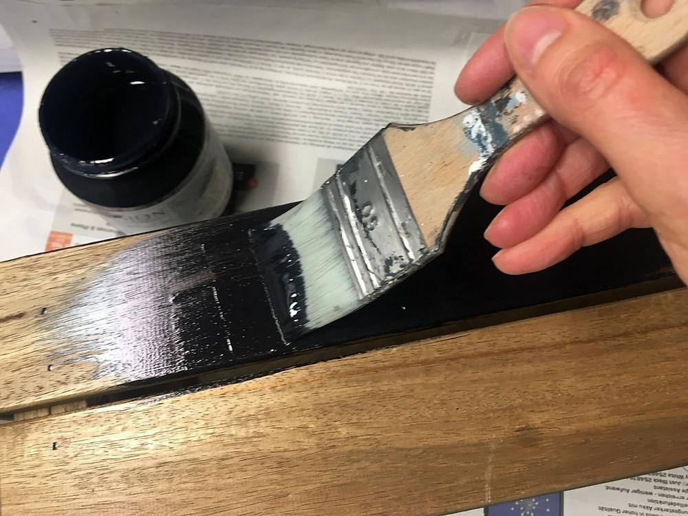 Ikea Hack mit Fusion Mineral paint
