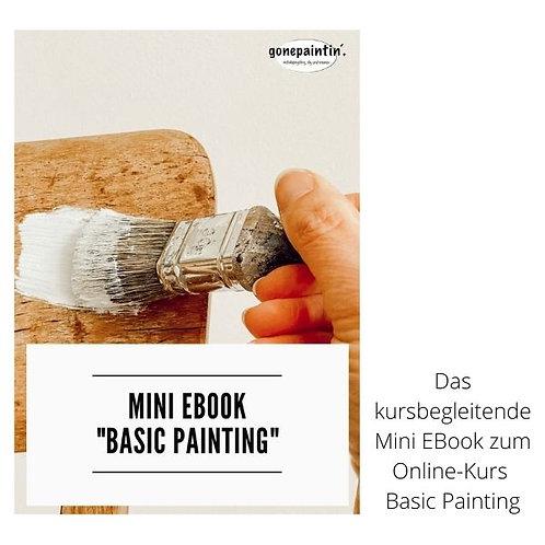 "Mini-EBook zum Online Kurs ""Basic Painting"""