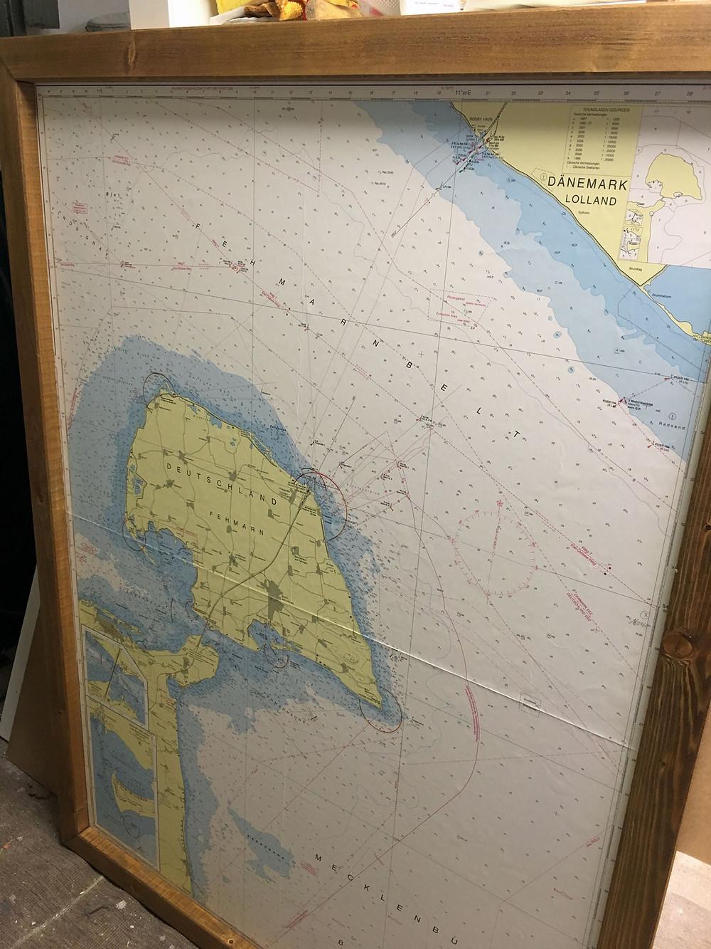 maritime Wanddekoration selber bauen