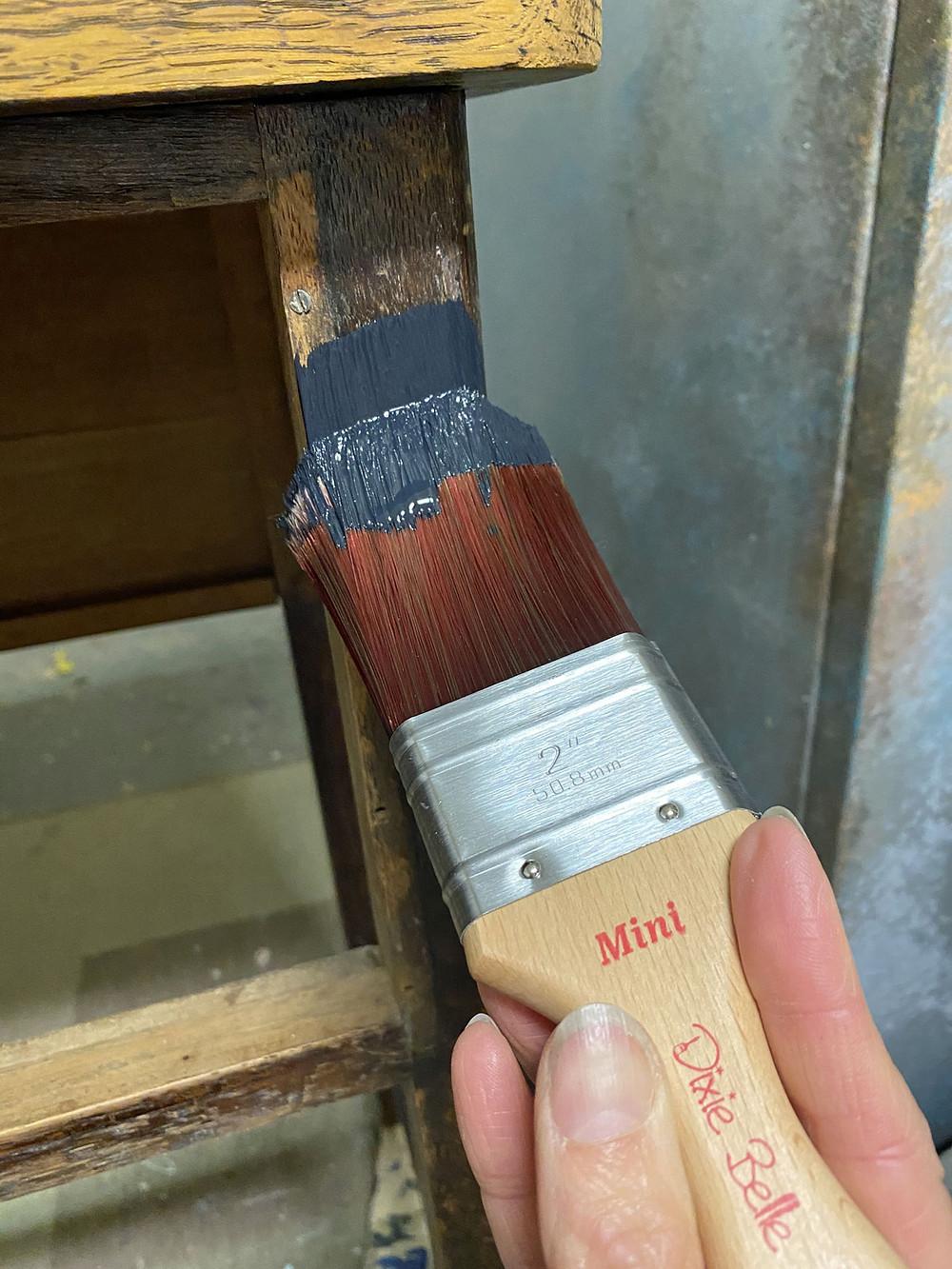 Dixie Belle Paint Kreidefarbe aus Amerika im Test bei gonepaintin