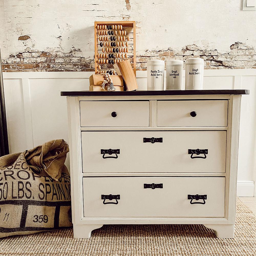 Möbelgriffe lösen entfernen säubern und aufarbeiten