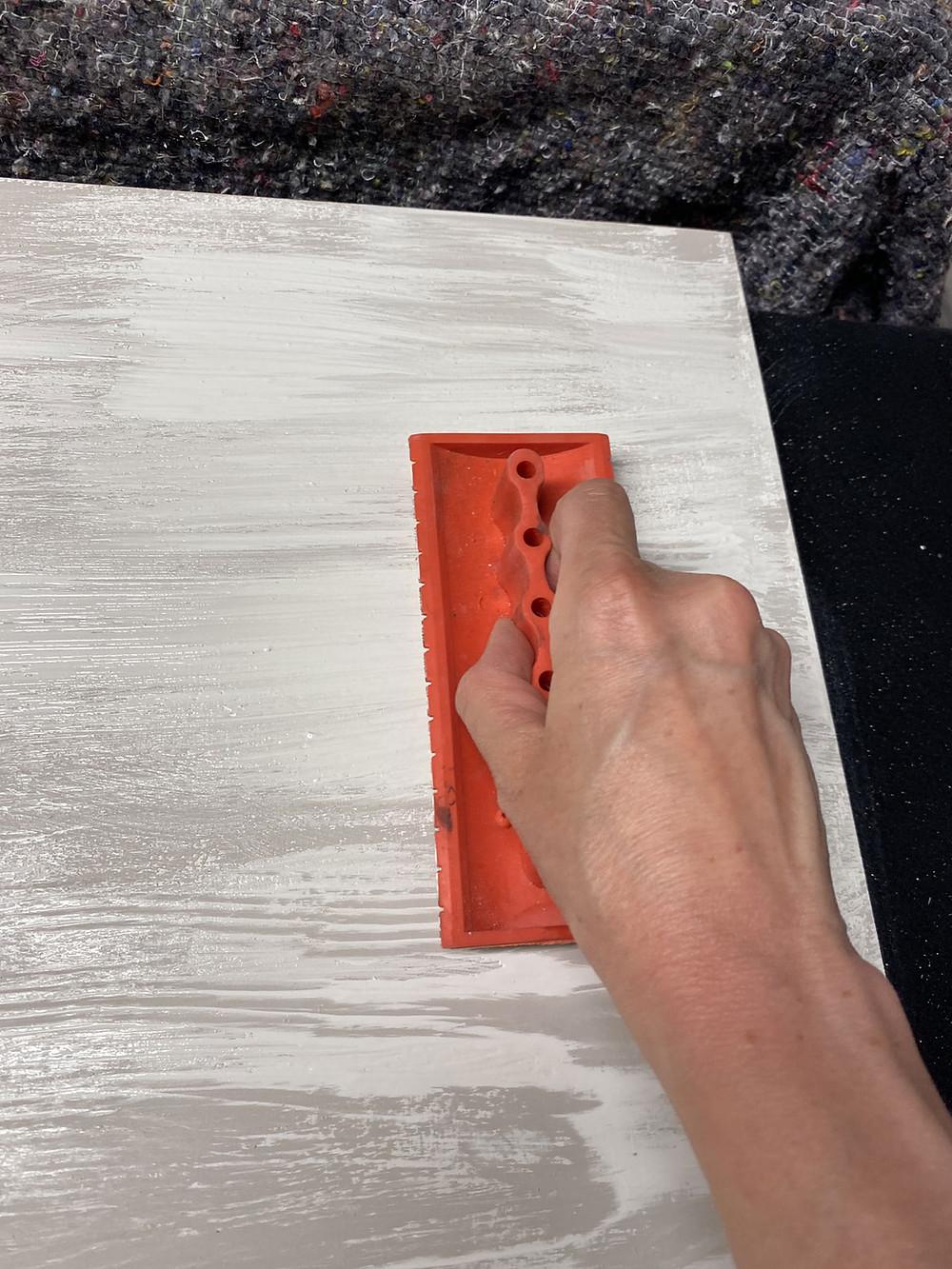 Holzoptik selber machen