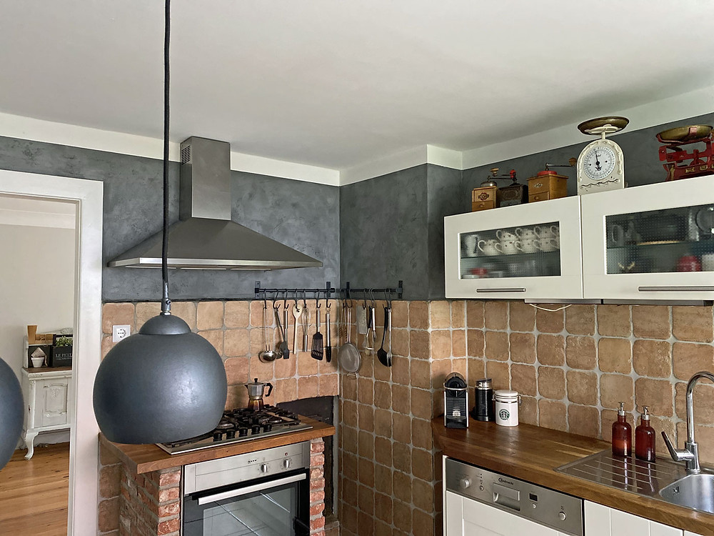 gonepaintin Küchenrenovierung mit Pure & Original