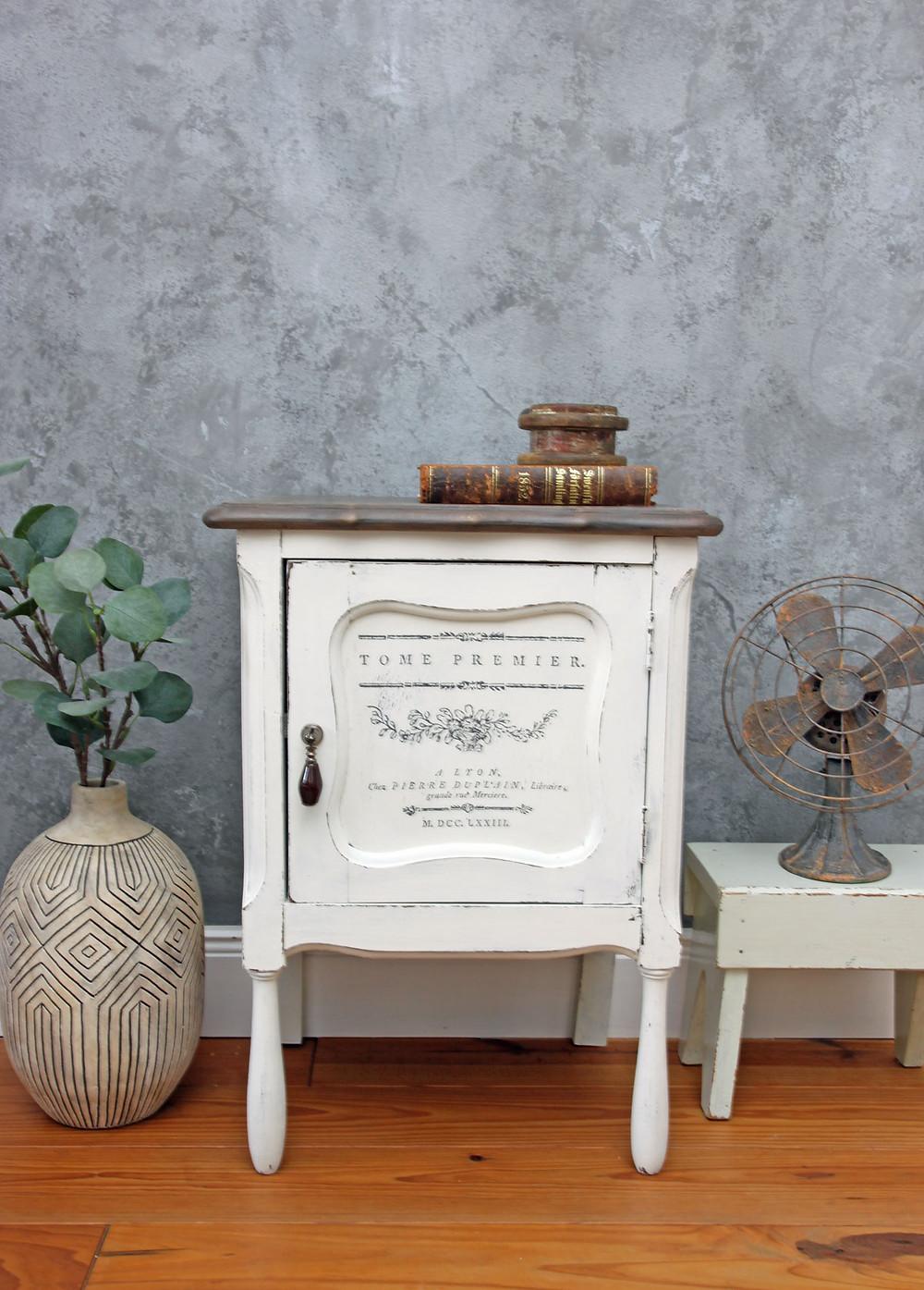 Möbel streichen mit Milk Paint von Miss Mustard Seeds