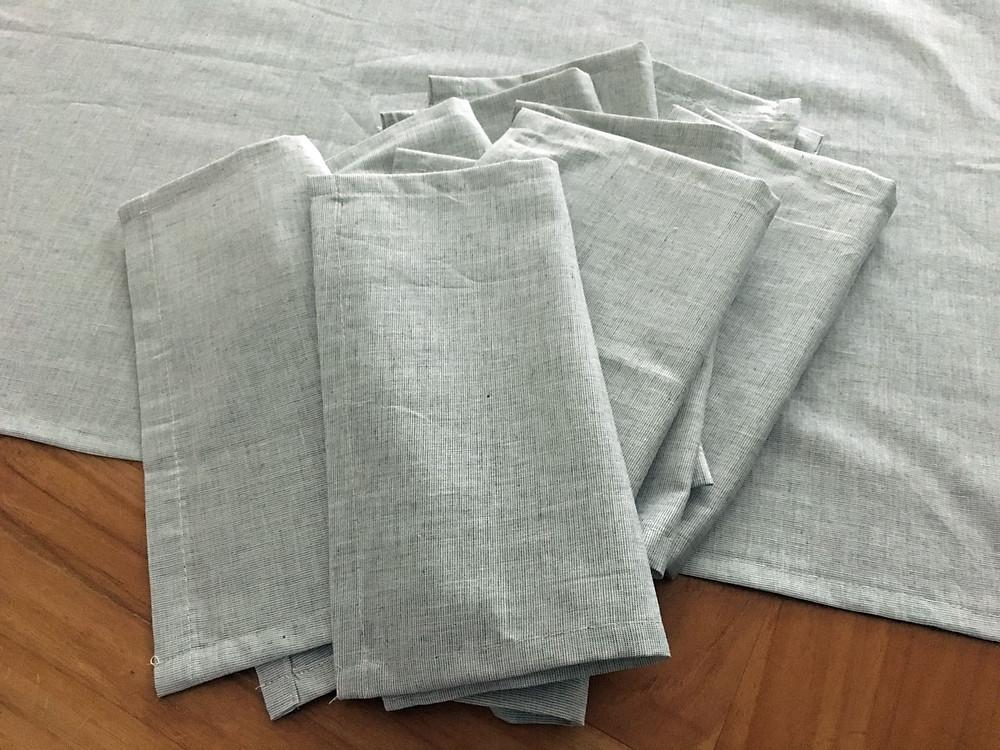 servietten selber nähen