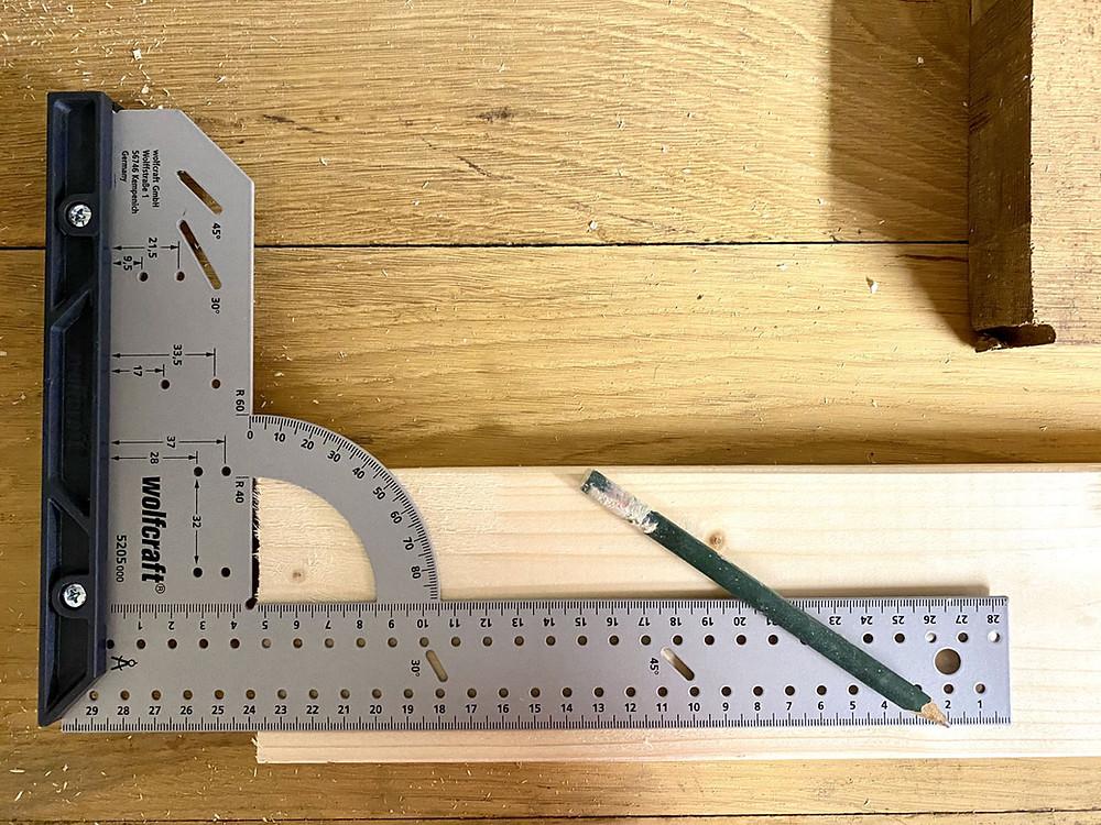 DIY Windlicht aus Holz