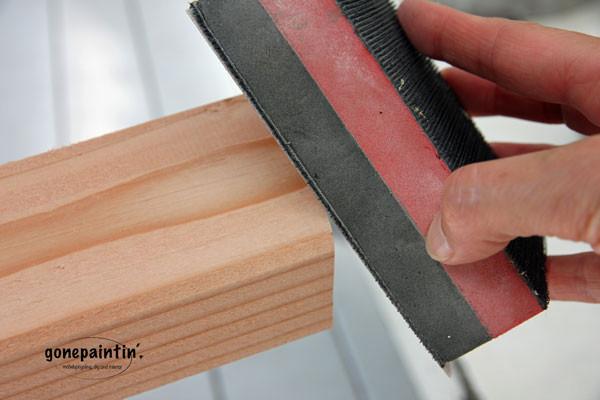 Holzbank selber bauen mit Bauhaus Magazin