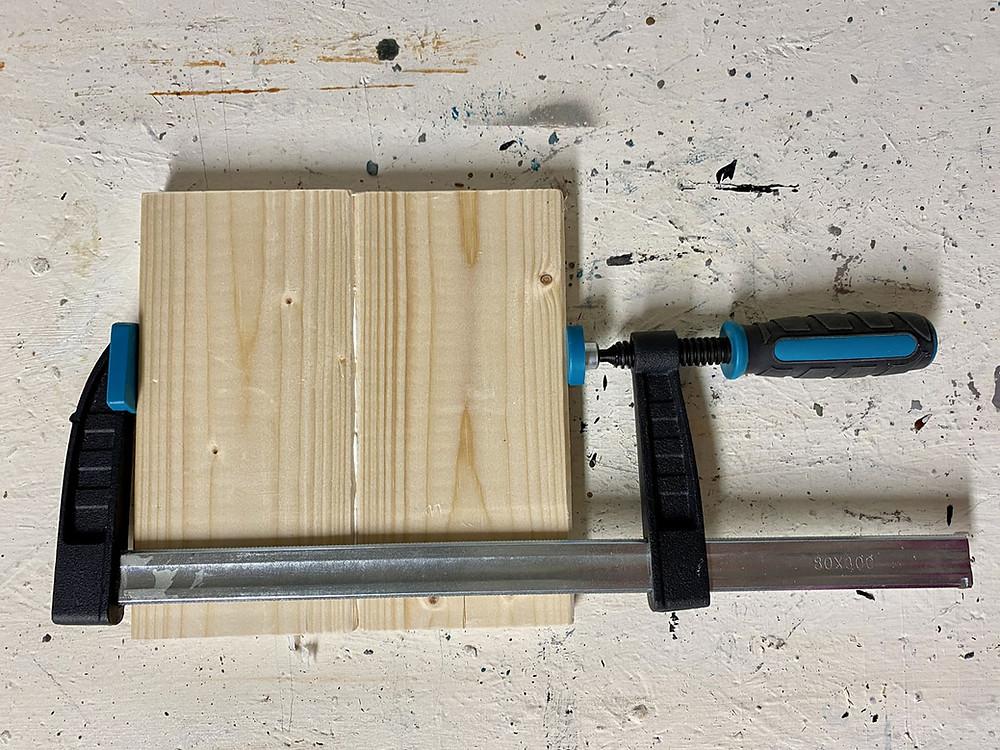 DIY Laterne im shabby chic