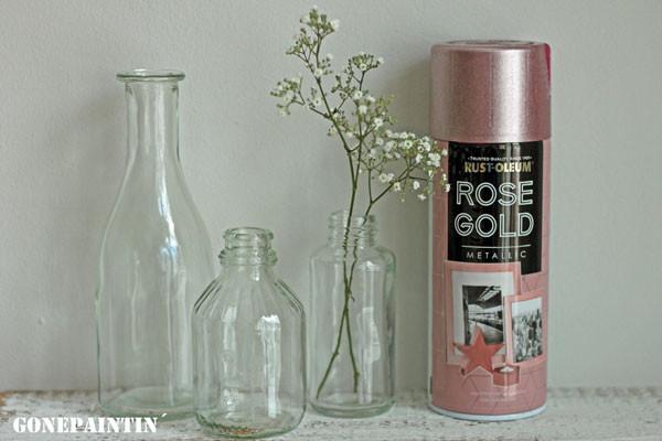 Rust-Oleum Rosegold Spray
