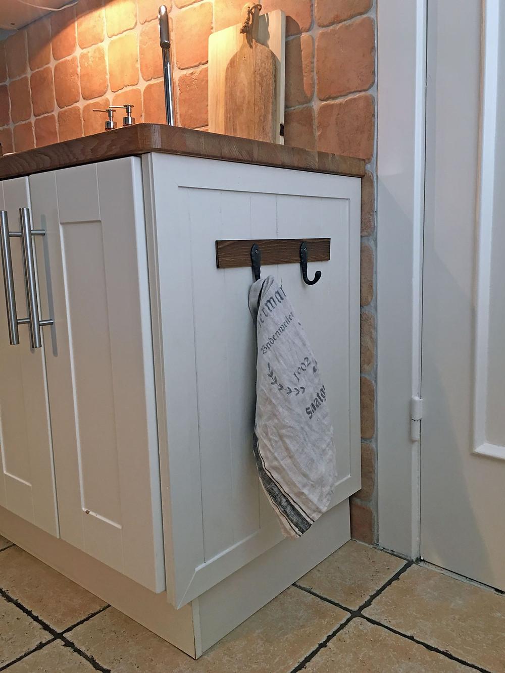 Küchenblock selber aufwerten mit Bauanleitung