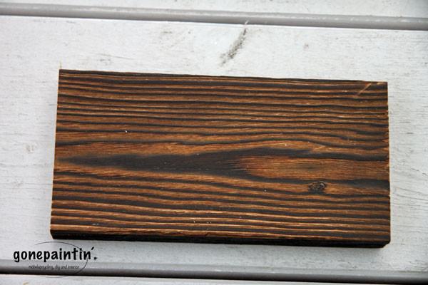 Antikwachs für abgeflammtes Holz