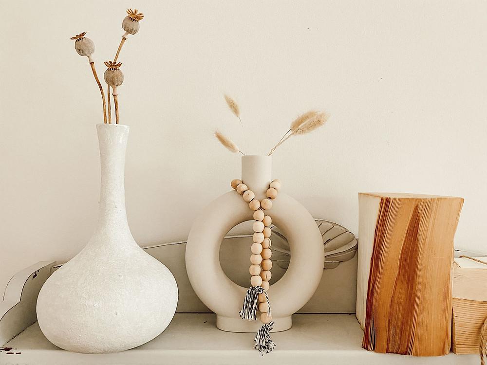 Vase mit Kreidefarbe updaten