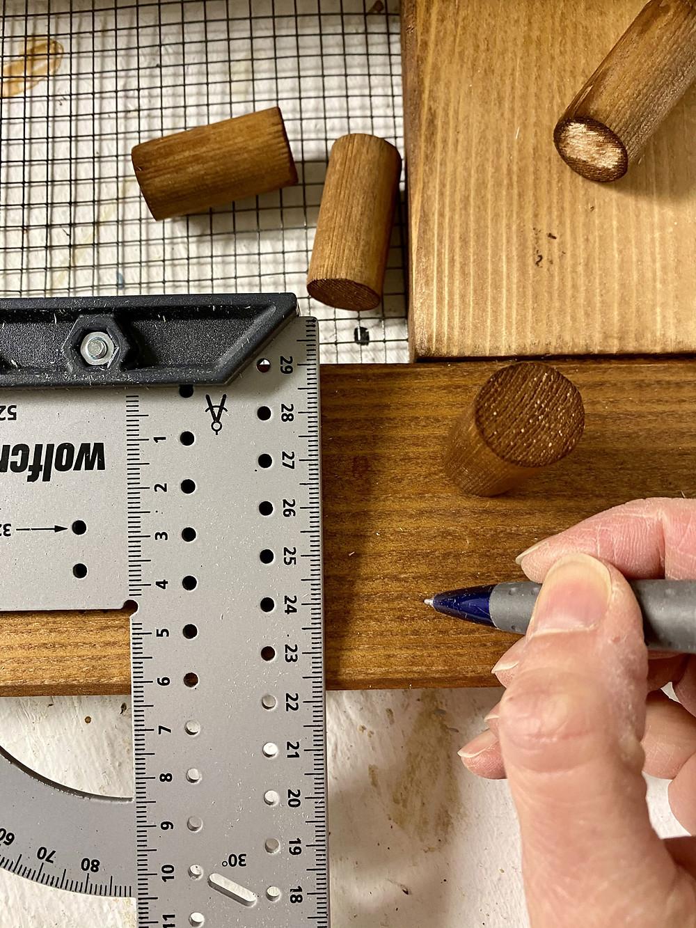 wolfcraft DIY Wandorganizer bauen