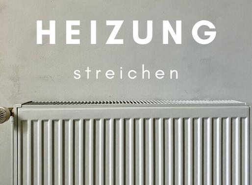 EINE HEIZUNG STREICHEN - UND KÜCHENRENOVIERUNG TEIL 3