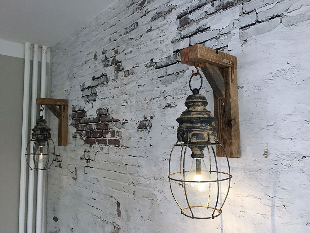 DIY Lampenhalterung selber machen