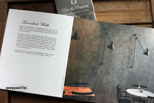 Pure & Original Katalog