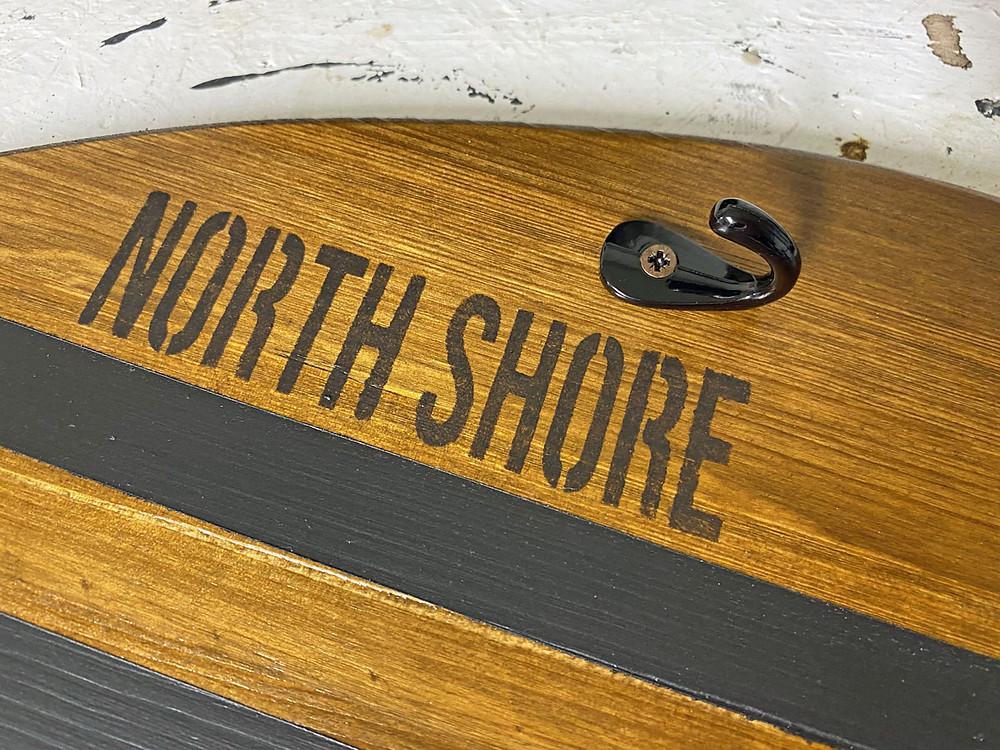 Surfboard für Schlüssel