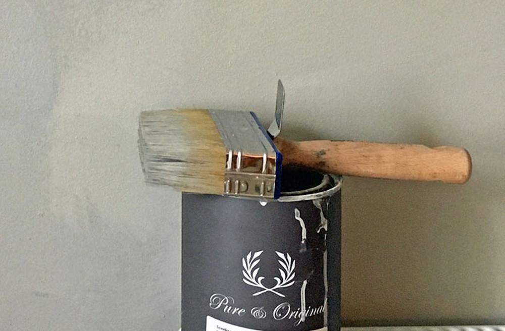 Pure and Original Fresco Wandfarbe