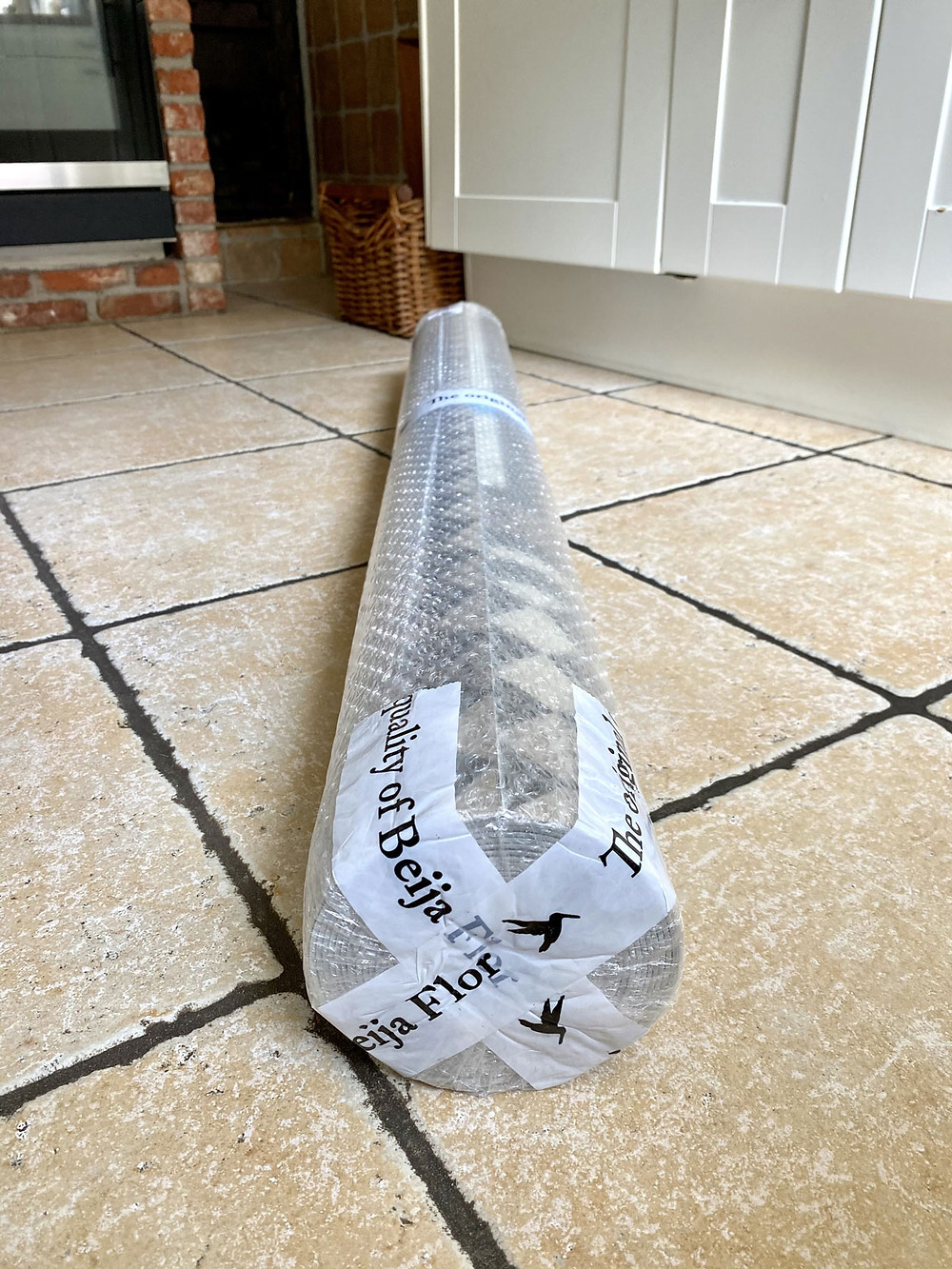 neuer Bodenbelag von Beija Flor bei gonepaintin