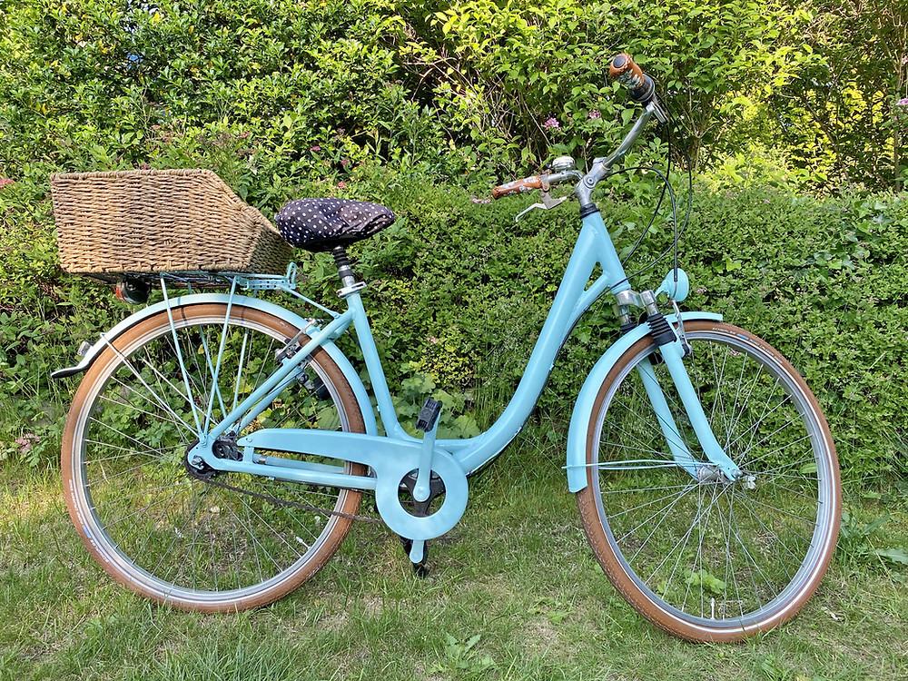 DIY Ein Fahrrad selber streichen