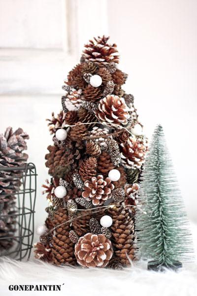 DIY Weihnachtsdekoration Weihnachtsschmuck zum Selberbasteln
