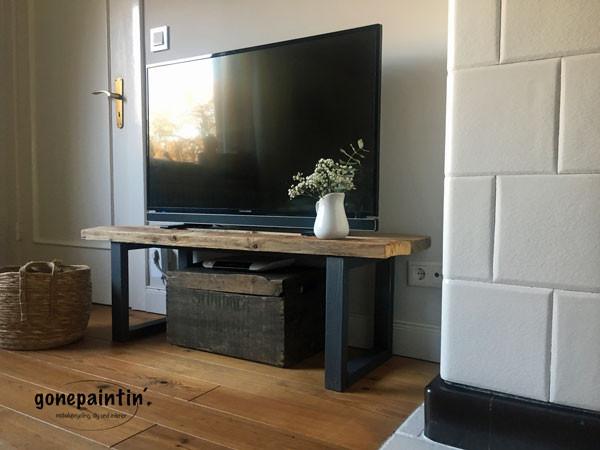 DIY TV Schrank selber machen