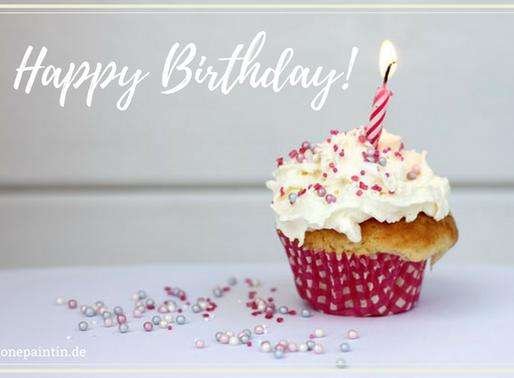 Happy Birthday, gonepaintin!