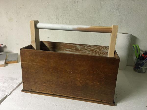 Landhaus Kiste selber bauen