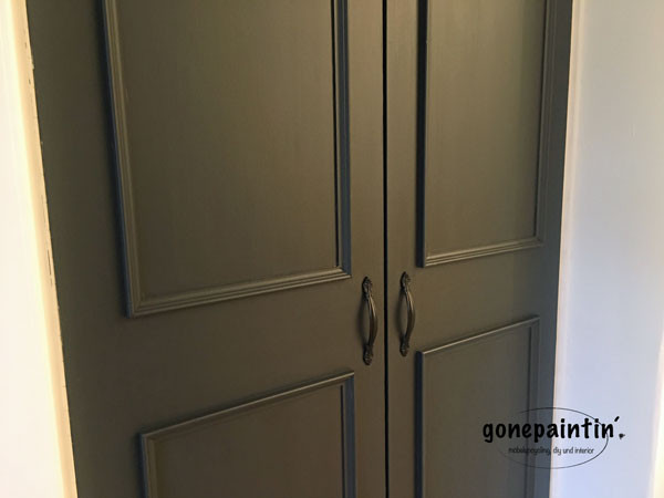 Detail DIY Tür gonepaintin