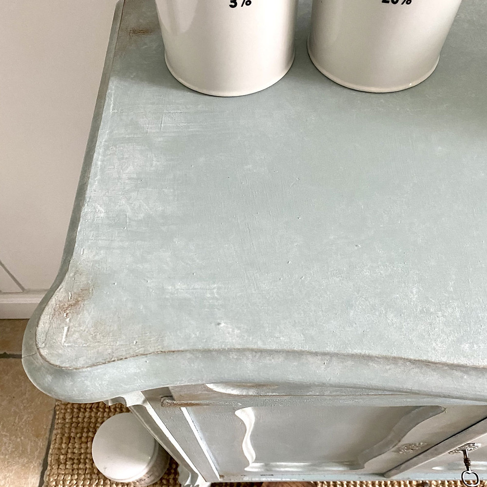 Farblayering mit Fusion Mineral paint