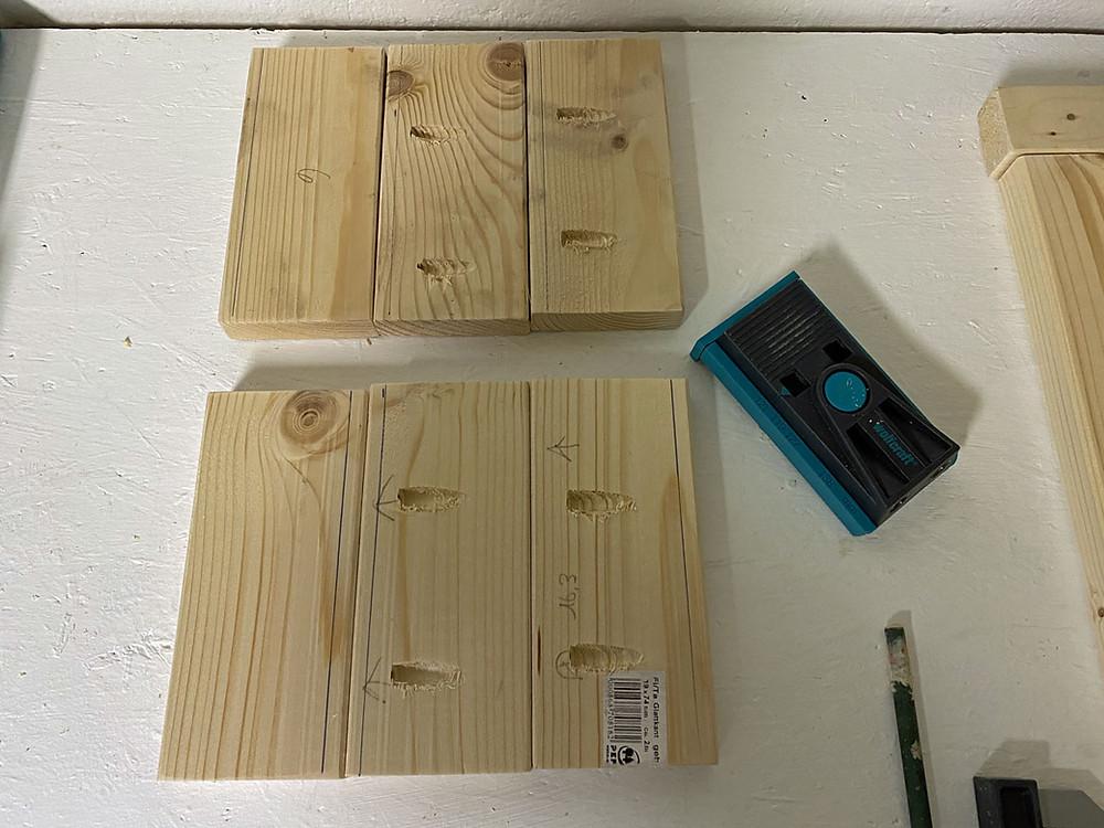 Tutorial DIY Nachttisch