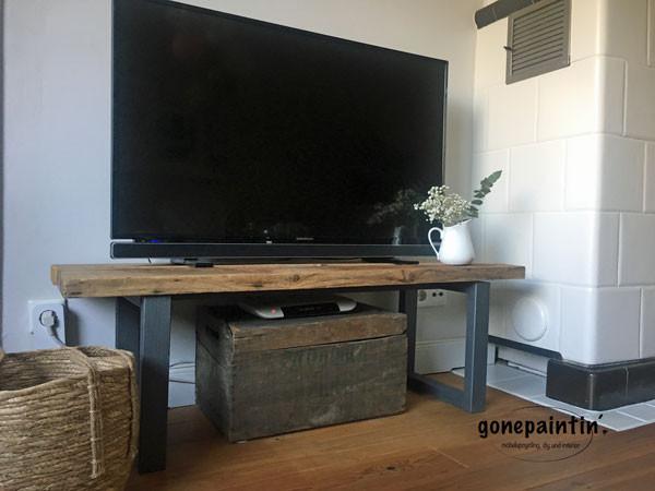 DIY TV Regal selber bauen